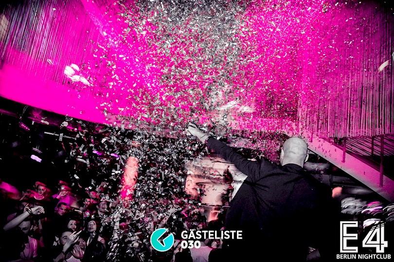 Partyfoto #61 E4 Club Berlin vom 02.01.2016