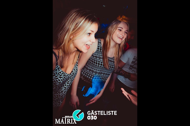 https://www.gaesteliste030.de/Partyfoto #24 Matrix Berlin vom 06.01.2016