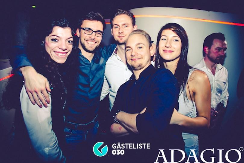 https://www.gaesteliste030.de/Partyfoto #8 Adagio Berlin vom 09.01.2016