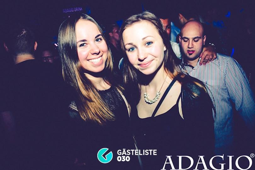 https://www.gaesteliste030.de/Partyfoto #60 Adagio Berlin vom 09.01.2016