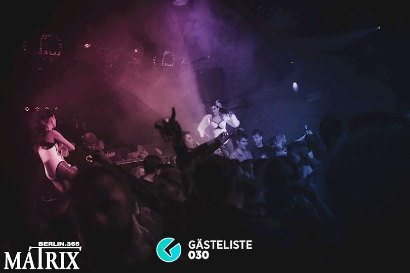 https://www.gaesteliste030.de/Partyfoto #64 Matrix Berlin vom 30.01.2016