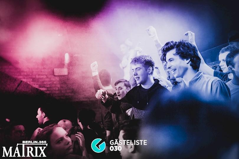 https://www.gaesteliste030.de/Partyfoto #107 Matrix Berlin vom 30.01.2016