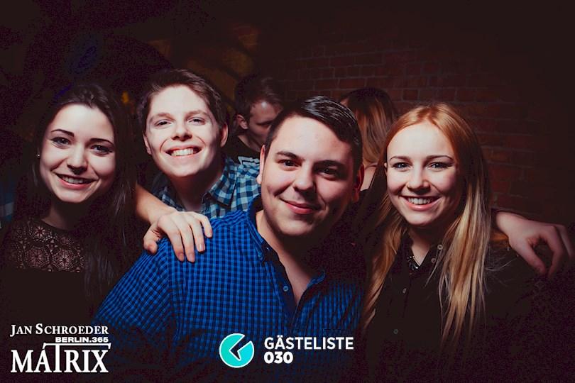 https://www.gaesteliste030.de/Partyfoto #145 Matrix Berlin vom 28.01.2016