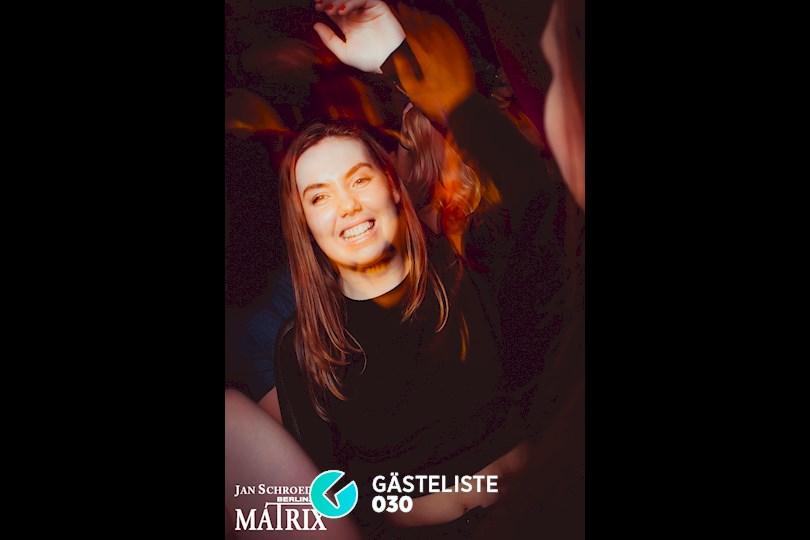 https://www.gaesteliste030.de/Partyfoto #27 Matrix Berlin vom 28.01.2016