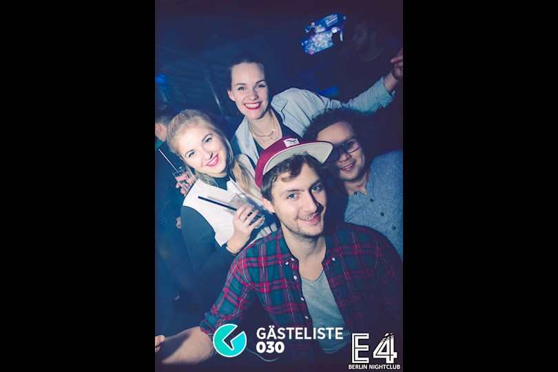 https://www.gaesteliste030.de/Partyfoto #66 E4 Club Berlin vom 15.01.2016