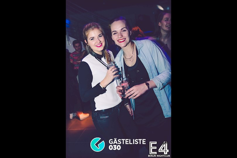https://www.gaesteliste030.de/Partyfoto #40 E4 Club Berlin vom 15.01.2016