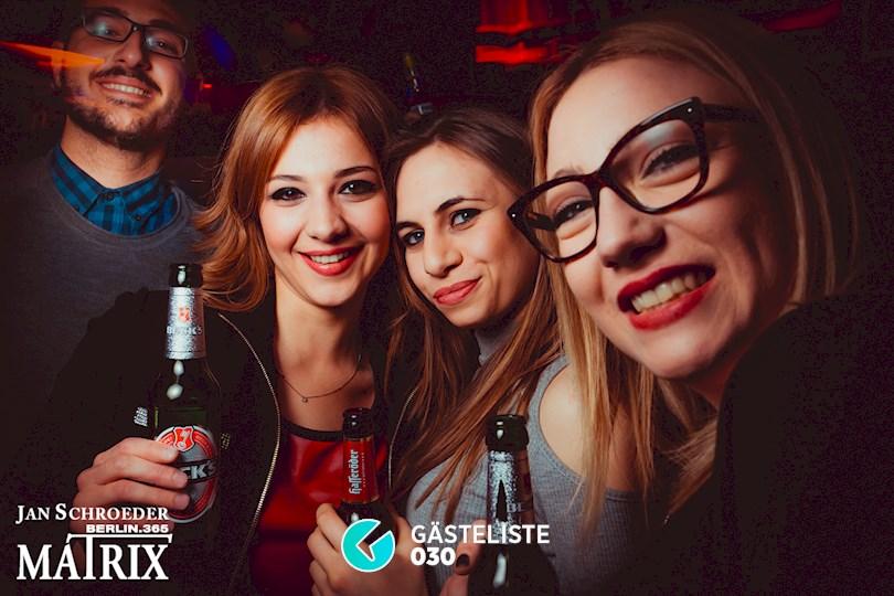 https://www.gaesteliste030.de/Partyfoto #14 Matrix Berlin vom 25.02.2016