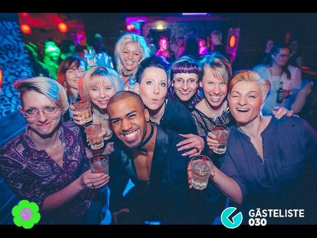 """Partypics Pirates 27.02.2016 Schlager an der Spree """"Mädelsabend"""""""