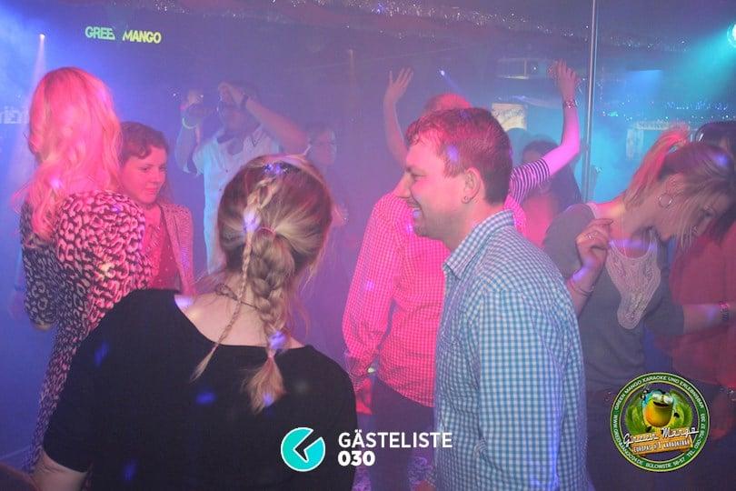 https://www.gaesteliste030.de/Partyfoto #42 Green Mango Berlin vom 30.01.2016