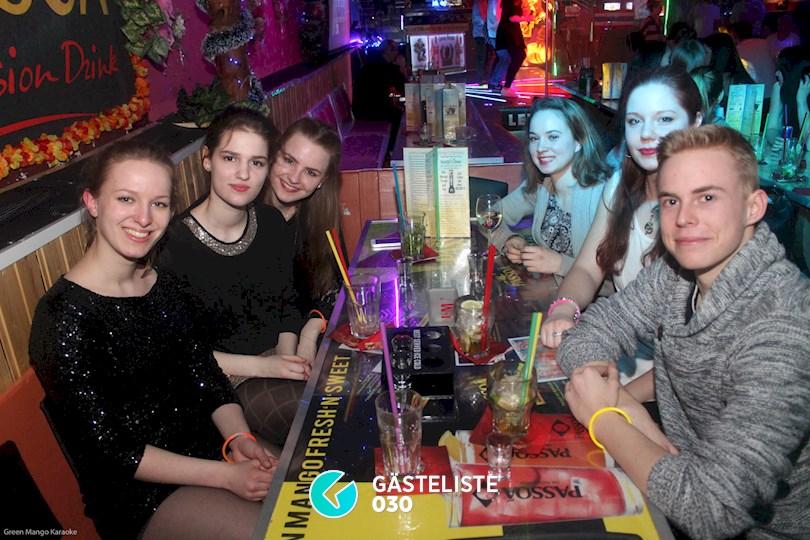 https://www.gaesteliste030.de/Partyfoto #68 Green Mango Berlin vom 11.03.2016