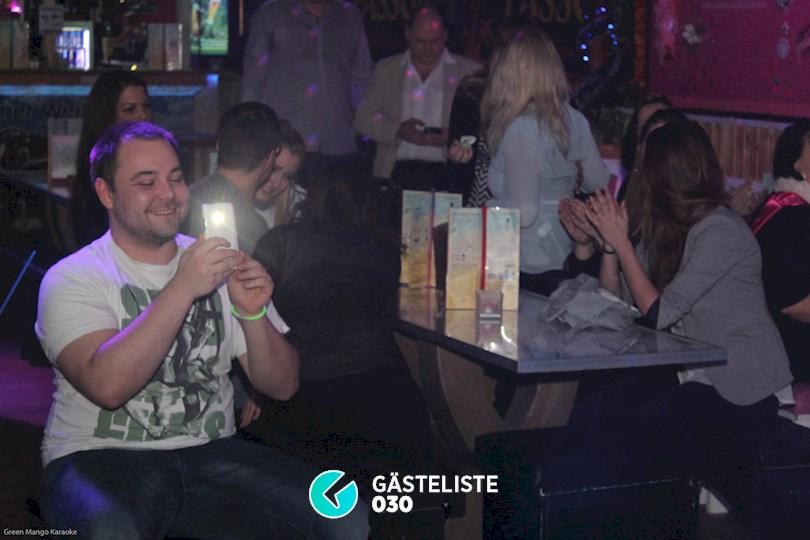 https://www.gaesteliste030.de/Partyfoto #1 Green Mango Berlin vom 11.03.2016