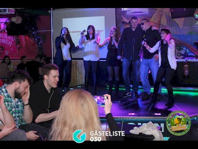 Partypics Green Mango 25.03.2016 Dance – und Partykaraoke