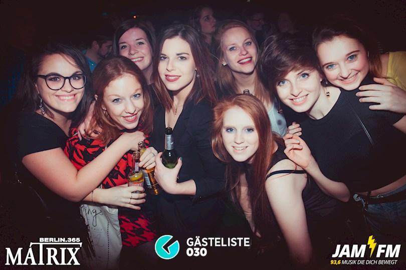 https://www.gaesteliste030.de/Partyfoto #50 Matrix Berlin vom 09.03.2016