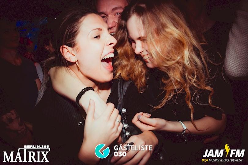 https://www.gaesteliste030.de/Partyfoto #28 Matrix Berlin vom 09.03.2016