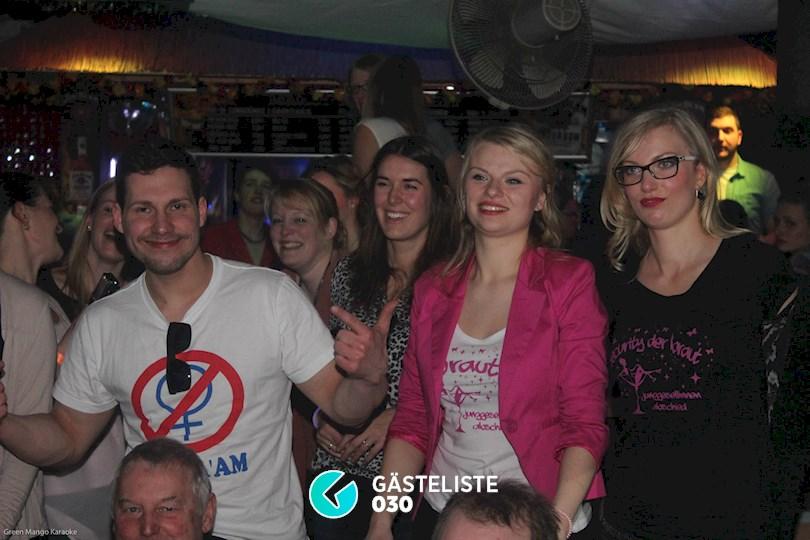 https://www.gaesteliste030.de/Partyfoto #62 Green Mango Berlin vom 12.03.2016