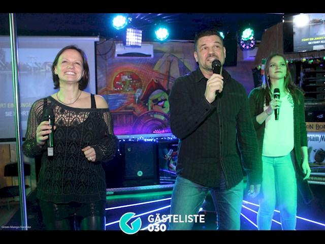 Partypics Green Mango 19.03.2016 Partykaraoke & Lounge-Dance
