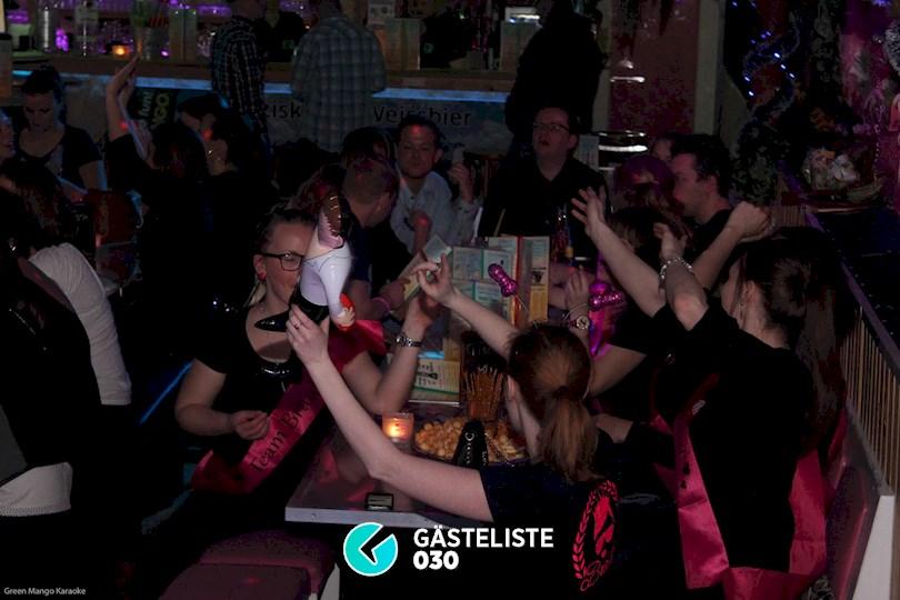 Beliebtes Partyfoto #7 aus dem Green Mango Club Berlin