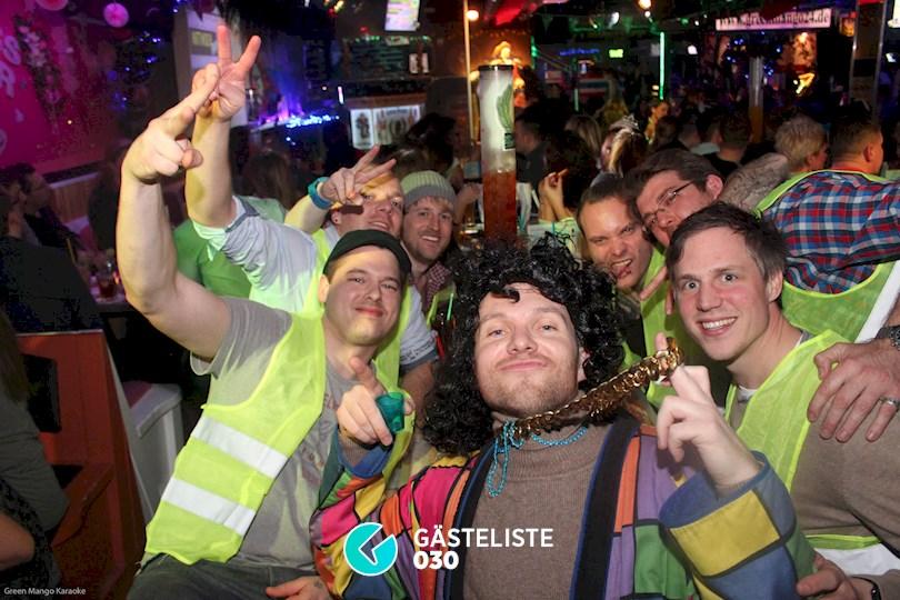 Beliebtes Partyfoto #10 aus dem Green Mango Club Berlin