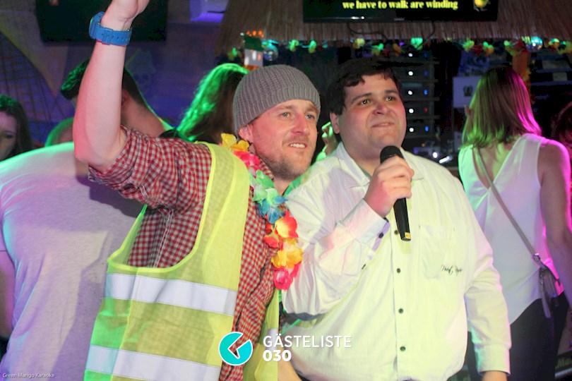 Beliebtes Partyfoto #3 aus dem Green Mango Club Berlin