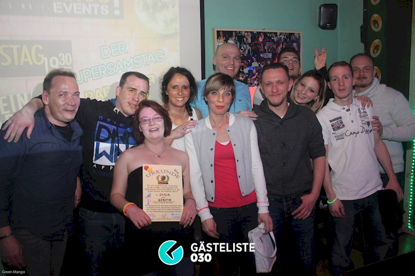 https://www.gaesteliste030.de/Partyfoto #62 Green Mango Berlin vom 04.03.2016