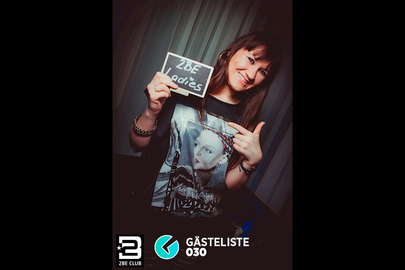 https://www.gaesteliste030.de/Partyfoto #86 2BE Club Berlin vom 12.03.2016