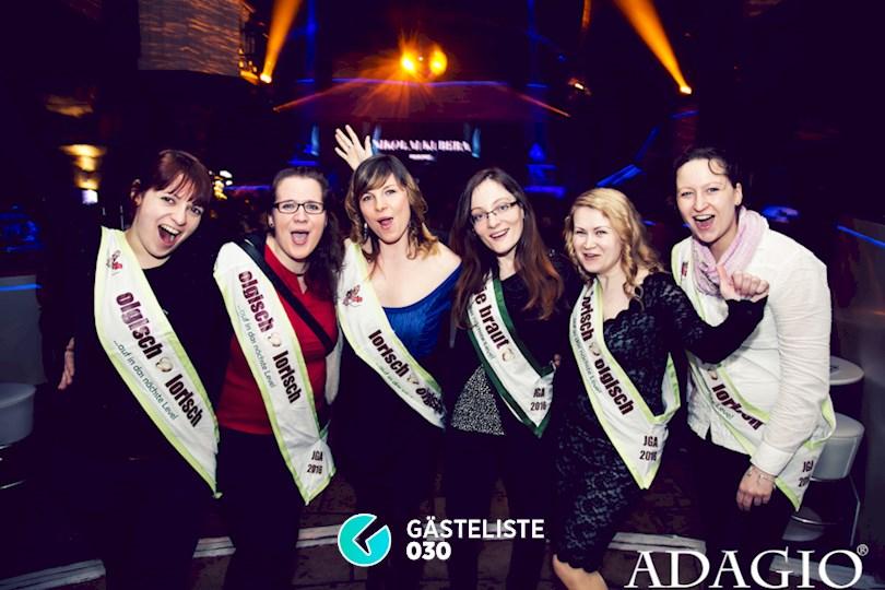 https://www.gaesteliste030.de/Partyfoto #17 Adagio Berlin vom 18.03.2016