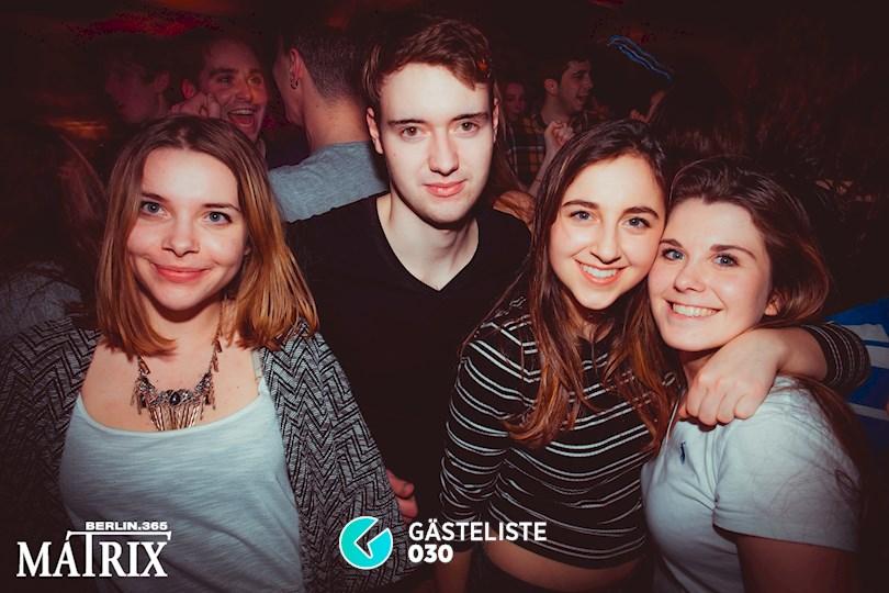https://www.gaesteliste030.de/Partyfoto #70 Matrix Berlin vom 03.03.2016