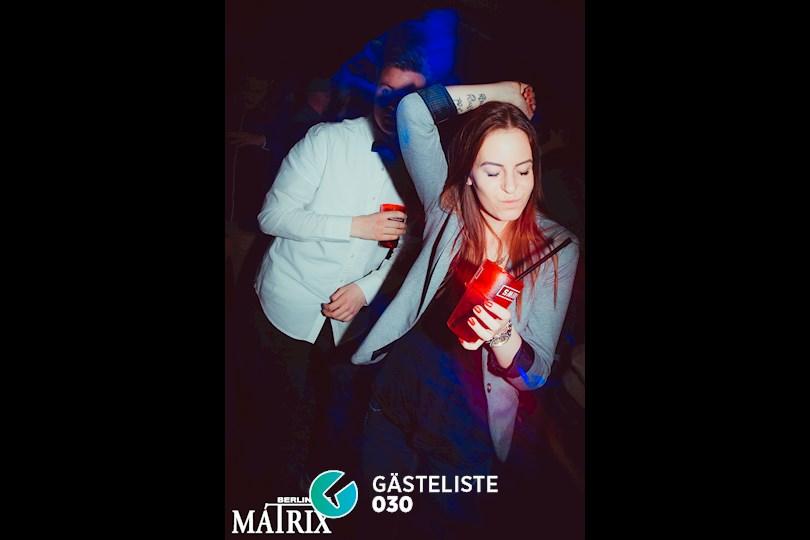 https://www.gaesteliste030.de/Partyfoto #102 Matrix Berlin vom 27.04.2016