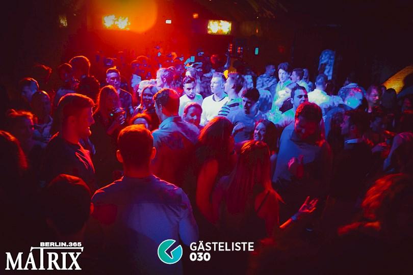 https://www.gaesteliste030.de/Partyfoto #33 Matrix Berlin vom 27.04.2016