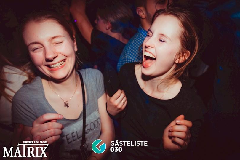 https://www.gaesteliste030.de/Partyfoto #68 Matrix Berlin vom 02.04.2016