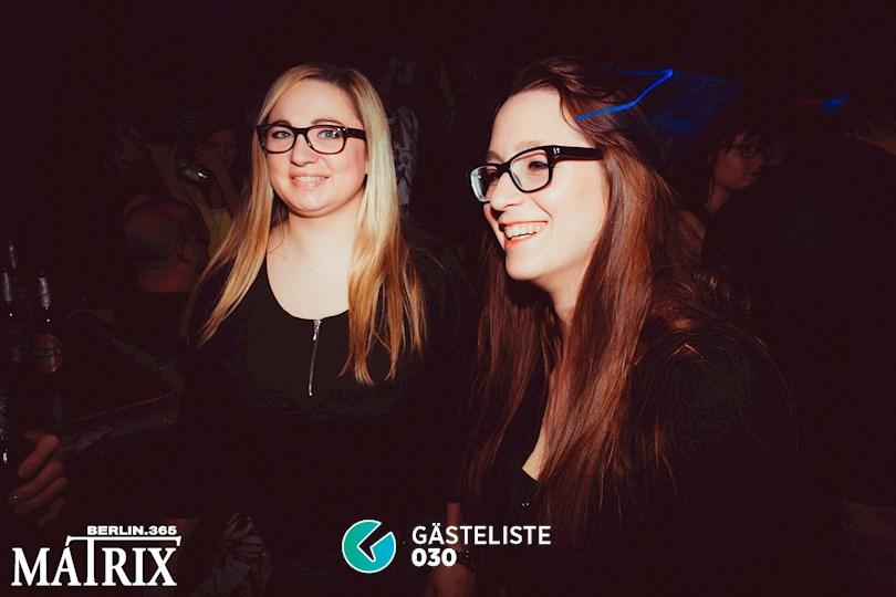 https://www.gaesteliste030.de/Partyfoto #101 Matrix Berlin vom 02.04.2016