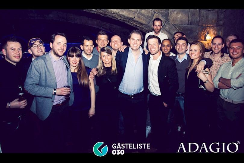 https://www.gaesteliste030.de/Partyfoto #1 Adagio Berlin vom 08.04.2016