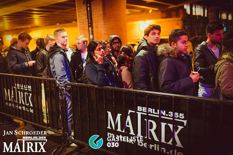 https://www.gaesteliste030.de/Partyfoto #105 Matrix Berlin vom 23.04.2016