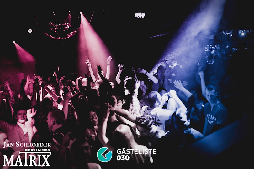 https://www.gaesteliste030.de/Partyfoto #1 Matrix Berlin vom 19.05.2016