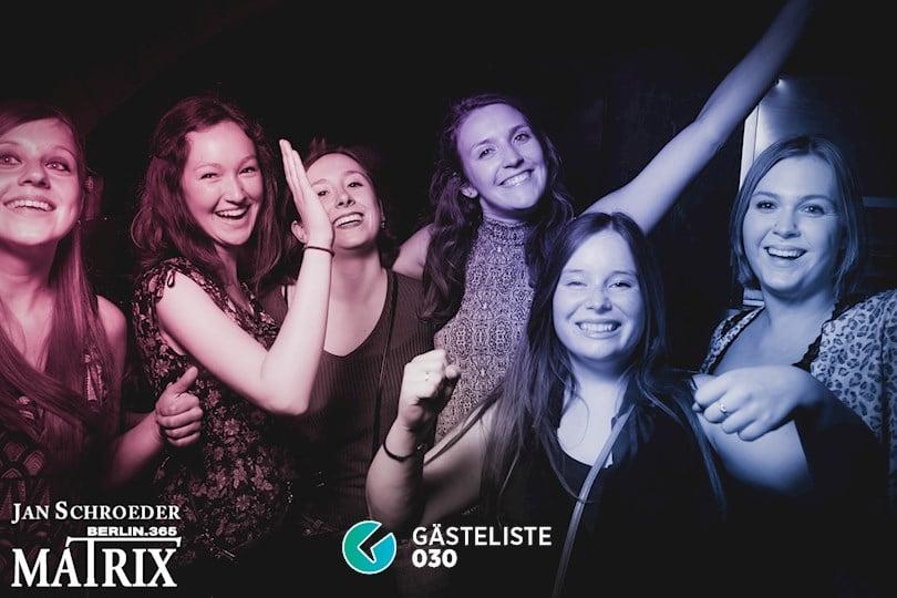 https://www.gaesteliste030.de/Partyfoto #12 Matrix Berlin vom 19.05.2016
