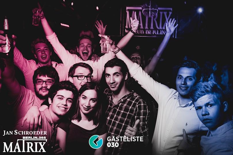 https://www.gaesteliste030.de/Partyfoto #5 Matrix Berlin vom 19.05.2016