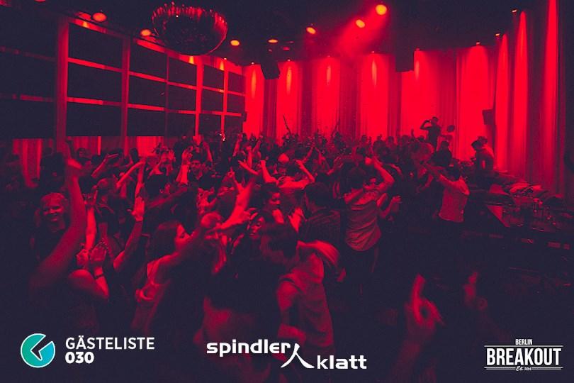 https://www.gaesteliste030.de/Partyfoto #7 Spindler & Klatt Berlin vom 30.04.2016