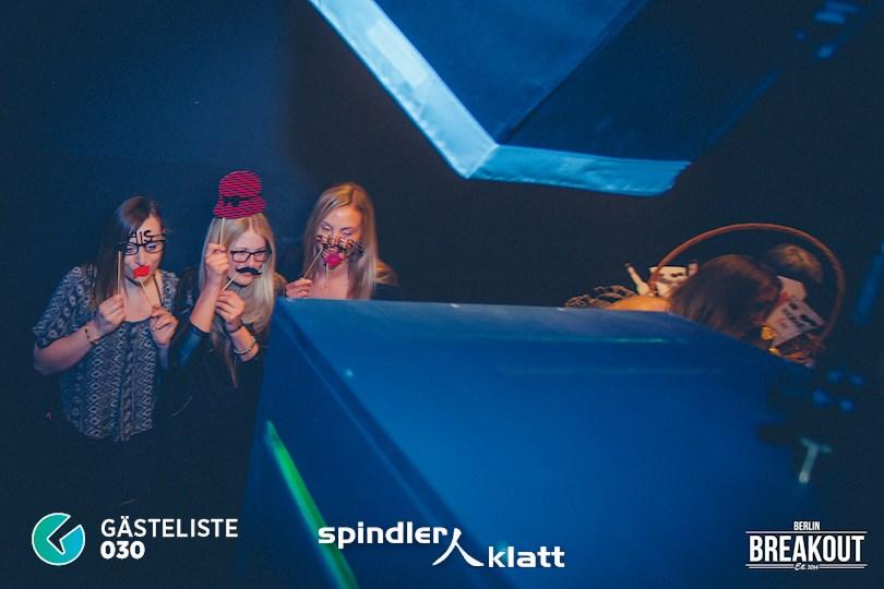 https://www.gaesteliste030.de/Partyfoto #136 Spindler & Klatt Berlin vom 30.04.2016