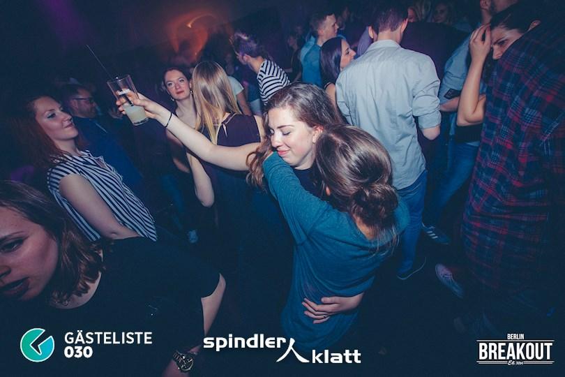 https://www.gaesteliste030.de/Partyfoto #64 Spindler & Klatt Berlin vom 30.04.2016