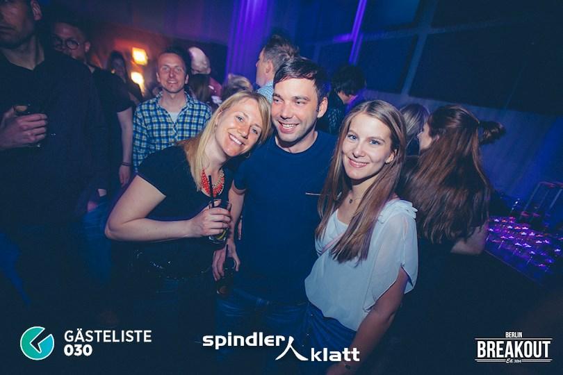 https://www.gaesteliste030.de/Partyfoto #45 Spindler & Klatt Berlin vom 30.04.2016