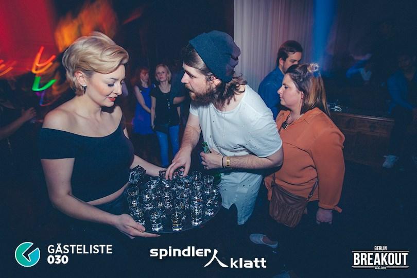 https://www.gaesteliste030.de/Partyfoto #88 Spindler & Klatt Berlin vom 30.04.2016