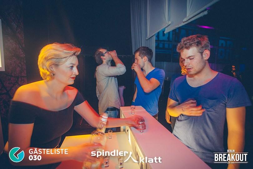 https://www.gaesteliste030.de/Partyfoto #122 Spindler & Klatt Berlin vom 30.04.2016
