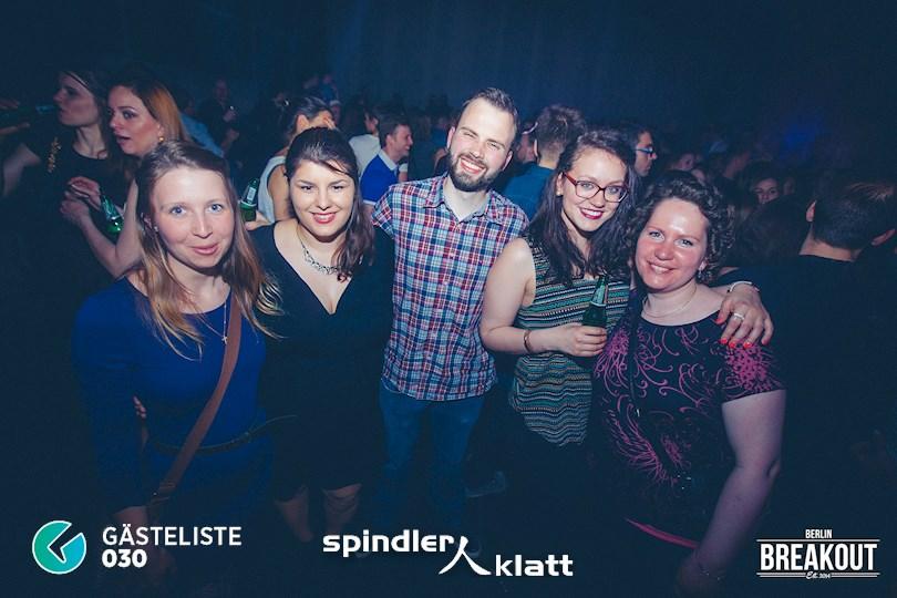 https://www.gaesteliste030.de/Partyfoto #127 Spindler & Klatt Berlin vom 30.04.2016