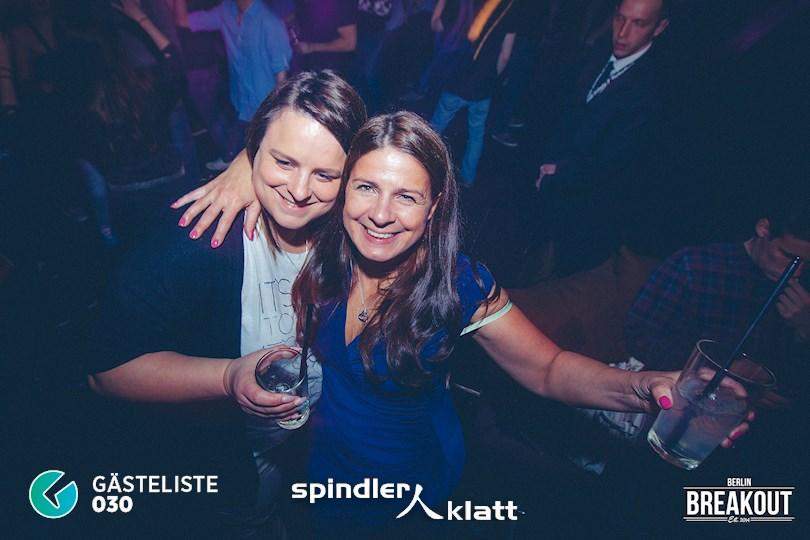 https://www.gaesteliste030.de/Partyfoto #160 Spindler & Klatt Berlin vom 30.04.2016