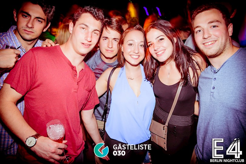 https://www.gaesteliste030.de/Partyfoto #15 E4 Club Berlin vom 27.05.2016