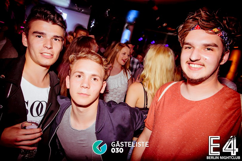 https://www.gaesteliste030.de/Partyfoto #29 E4 Club Berlin vom 27.05.2016