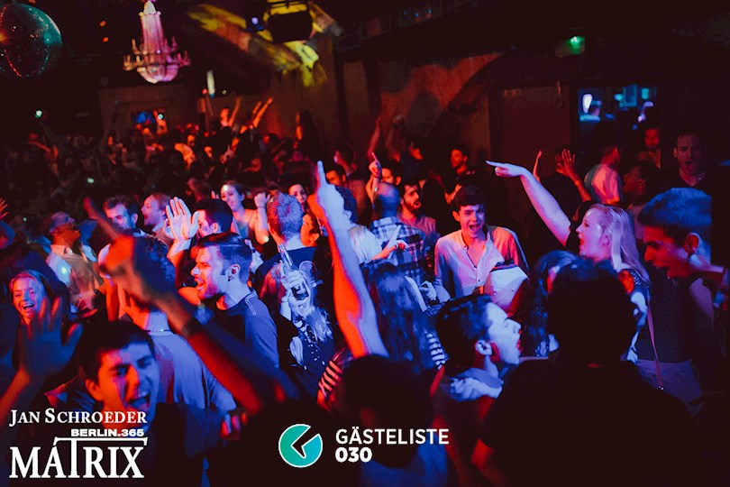 https://www.gaesteliste030.de/Partyfoto #40 Matrix Berlin vom 26.05.2016