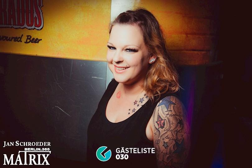 https://www.gaesteliste030.de/Partyfoto #133 Matrix Berlin vom 26.05.2016