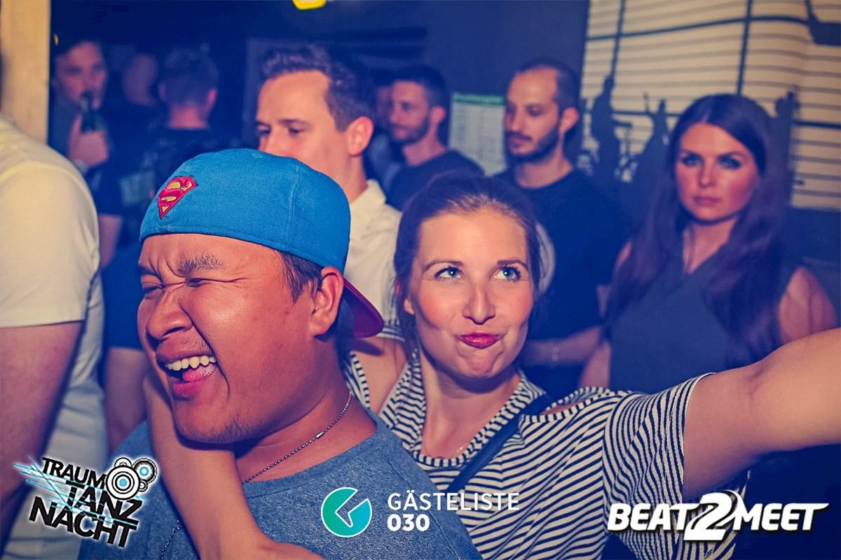 Partyfoto #10 Weekend 27.05.2016 Beat2Meet & Traumtanz-Nacht atmen Berliner Luft