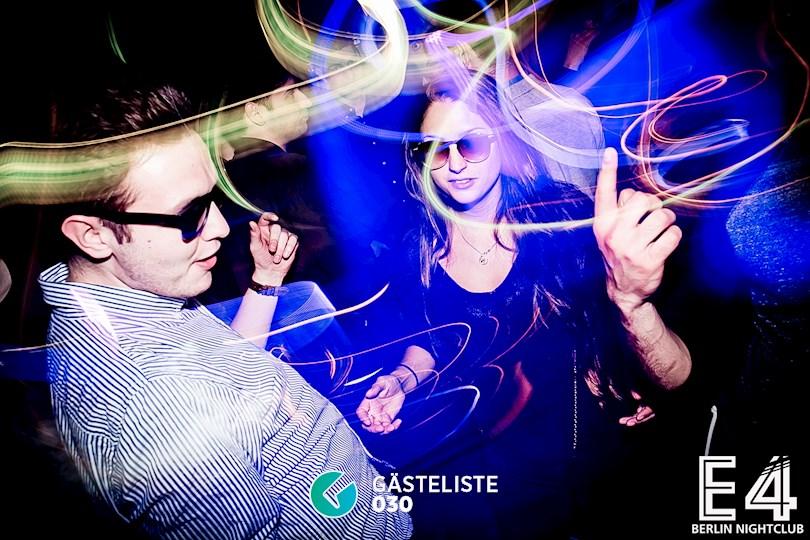 https://www.gaesteliste030.de/Partyfoto #36 E4 Club Berlin vom 14.05.2016
